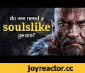 Do We Need a Soulslike Genre? | Game Maker's Toolkit,Gaming,souslike,dark souls,game maker's toolkit,The rise of games inspired by Dark Souls has led some to suggest that Dark Souls invented a whole new genre of games. In this video, lets look at the ramifications of turning a game into a genre.