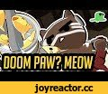 "Doomfist as a CAT - DOOMPAW - ""Katsuwatch"" Overwatch Cats,Entertainment,fight,animation,dillongoo,dillon,goo,katsu,cat,katsuwatch,doomfist,doom fist,doom,fist,overwatch,overwatch cats,doompaw,doom paw,doom claw,doomclaw,doomfish,doom fish,doomfist cat,katsu doomfist,play of the game,origin"
