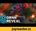 Ornn Reveal - The Fire Below The Mountain | New Champion,Gaming,Ornn,The Fire Below The Mountain,Champion Reveal,League of Legends,Ornn Champion Spotlight,Champion Spotlight,Riot Games,SkinSpotlights,Ornn The Fire Below The Mountain,Ornn Spotlight,Ornn Gameplay,Ornn Abilities,League of Legends