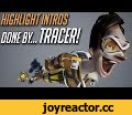 Overwatch Highlight Intros Performed by... Tracer!,Gaming,Overwatch,Character,Swap,Heroes,highlight,Intro,Genji,McCree,Pharah,Reaper,Soldier: 76,Sombra,Tracer,Hanzo,Junkrat,Mei,Torbjorn,Widowmaker,D.Va,Orisa,Reinhardt,Roadhog,Zarya,Ana,Lucio,Mercy,Symmetra,Zenyata,In this video Tracer is trying to