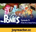 My Little Pony in The Sims - Episode 5 - Pinkie Pie's House Party,Film & Animation,My Little Pony,The Sims,House Party,Pinkie Pie,MLP FIM,MLP,Sunset Shimmer,Cake,Cheese Sandwich,Rainbow Dash,My Little Pony (Fictional Universe),Maxis,Animation,Brony,FIM,Parody,The Sims (Video Game),Derpy