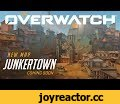 "[COMING SOON] Junkertown | New Escort Map | Overwatch,Gaming,""[COMING SOON] Junkertown 