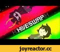 HIVESWAP: ACT 1 LAUNCH TRAILER,Entertainment,Homestuck,upd8,OPEN THE DOOR September 14th, 2017 https://www.hiveswap.com/ https://twitter.com/hiveswapgame  HIVESWAP: Act 1 is available September 14th on Steam and the Humble Store.