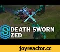 Death Sworn Zed Skin Spotlight - Pre-Release - League of Legends,Gaming,Death Sworn Zed,Skin Spotlight,Zed,Death Sworn,gameplay,preview,League of Legends,Zed Champion Spotlight,Death Sworn Zed Skin Spotlight,Death Sworn Zed Skin,SkinSpotlights Death Sworn Zed,Death Sworn Zed Gameplay,Skin