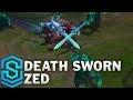 Death Sworn Zed Skin Spotlight - Pre-Release - League of Legends,Gaming,Death Sworn Zed,Skin Spotlight,Zed,Death Sworn,gameplay,preview,League of Legends,Zed Champion Spotlight,Death Sworn Zed Skin Spotlight,Death Sworn Zed Skin,SkinSpotlights Death Sworn Zed,Death Sworn Zed Gameplay,Skin