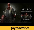 Injustice 2 - Introducing Hellboy!,Gaming,Injustice,Superman,Batman,WOnder Woman,Justice League,Hellboy,Beginning November 14th, Hellboy joins the roster of Injustice 2 for players who have Early Access!    As a member of the Bureau for Paranormal Research and Defense, Hellboy has defended the