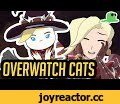 A Katsuwatch Halloween! - Overwatch Cats,Film & Animation,fight,animation,dillongoo,dillon,goo,katsu,cat,katsuwatch,mercy,meowcy,witch meowcy,witch mercy,witch,overwatch,cats,overwatch cats,halloween,halloween katsuwatch,halloween katsuwatch skins,halloween overwatch skins,halloween