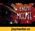 ENEMY MCCREE (OVERWATCH ANIMATION),Gaming,animated short,funny,stupid,mccree,guide,counter,good,hitscan,overwatch,MCCREE highlights, by dopatwo. I had stupid ideas and the courage (lack of good sense) to animate them, I hope you enjoy. Huge thanks to my supporters, Jantso for being awesome and