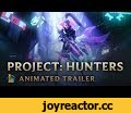 The Hunt | PROJECT: Hunters Animated Trailer - League of Legends,Gaming,Riot Games,Riot,League of Legends,League,LoL,MOBA,PROJECT: HUNTERS,PROJECT 2017,PROJECT,PROJECT skins,skins,gameplay,lol,league of legends,league,project vayne,project vi,project jhin,vayne,vi,jhin,The