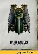 DARK ANGELS SONS OF THE LION