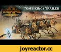 Total War: WARHAMMER 2 - Tomb Kings Trailer,Gaming,total war tomb kings,total war warhammer tomb kings,warhammer tomb kings,tomb kings,total warhammer 2,warhammer 2,creative assembly,warhammer II,tomb lords,rise of the tomb kings,spooky skeletons,bone