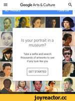 Google Arts & Culture