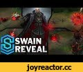 Swain Reveal - The Noxian Grand General | REWORK,Gaming,Swain,The Noxian Grand General,Champion Reveal,League of Legends,Swain Champion Spotlight,Champion Spotlight,Riot Games,SkinSpotlights,Swain The Noxian Grand General,Swain Spotlight,Swain Gameplay,Swain Abilities,League of Legends (Video