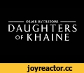 Daughters of Khaine: Reveal Trailer,Gaming,Games Workshop,Citadel Miniatures,Warhammer Age of Sigmar,Warhammer 40000,Forge World,Black Library,
