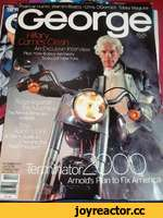 NOVEMBER 1999 USA $2.95 CANADA S3.95 UK £2.95' l8!*WWarren Beatty • Chris O'Donnell -Tobey Maguire ----1 ITItCJt y m Comes Clean 4t\An Exclusive Interview BjPlus: How Bobby Kennedy HSeduced New York__ Rage Against the Machine The Revolutionaries of Rock The 1 Race Is On! / A User's Gu