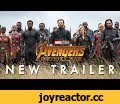 Marvel Studios' Avengers: Infinity War - Official Trailer,Entertainment,marvel,comics,comic books,nerd,geek,superhero,super hero,► Subscribe to Marvel: http://bit.ly/WeO3YJ  Follow Marvel on Twitter: ‪https://twitter.com/marvel Like Marvel on FaceBook: ‪https://www.facebook.com/Marvel  For even more
