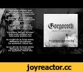 Gorgoroth - Profetens Åpenbaring(cover feat Younit13),People & Blogs,,