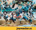 Revealed: Idoneth Deepkin,Gaming,Games Workshop,Citadel Miniatures,Warhammer Age of Sigmar,Warhammer 40000,Forge World,Black Library,