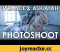 Tyrande and Ash'Alah cosplay photoshoot,Howto & Style,tyrande,tyrande whisperwind,art,tiger,white tiger,bengal tiger,ash'alah,night elf,night elf cosplay,cosplay,narga aoki cosplay,narga,world of warcraft,hearthstone,blizzard,darnassus,priestess,elune,heroes of the storm,behind the scenes,behind