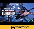 [NEW SEASONAL MISSION] Retribution | Overwatch,Gaming,Overwatch Retribution,Retribution Mission,OW Retribution,Retribution Trailer,Blizzard Entertainment,Blizzard,FPS,First-Person Shooter,Team-Based Shooter,Objective-Based Shooter,Shooter,Action Game,Team Game,Objective-Based Game,Multiplayer