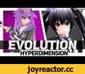 HYPERDIMENSION GAMES - Evolution,Gaming,Andrew Luiz,games,Hyperdimension Neptunia,EVOLUTION,hyperdimension,dragon ball games,Dragon Ball FighterZ,Hyperdimension Neptunia Mk2,Goddess Black Heart,Sega Hard Girls,Jigen Tag Blanc,gameplay,history,PS4,Dragon Ball Z,game,Neptune vs,Hyperdimensional