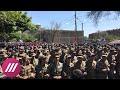 Военные примкнули к массовым протестам в Армении. Включения из Еревана,News & Politics,протесты,протесты в ереване,армения,политика,новости,телеканал дождь,ереван,военные,акция,протестующие,митинг,оппозиция,лидер,никола пашинян,пашинян,дождь,В Ереване продолжаются акции протеста — в выходные на мити