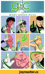 .deviantart.com The Green Lantern Corps