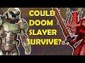 Could DOOM Guy Survive In Warhammer 40k?,Gaming,warhammer 40k,commissar gamza,doom,khorne demons,doom slayer vs warhammer 40k,doom vs,doom vs halo,warhammer 40k demons,new doom game,doom lore,warhammer 40k lore,khorne lore,Could DOOM Slayer Survive In Warhammer 40k?,doomslayer testament,doomslayer