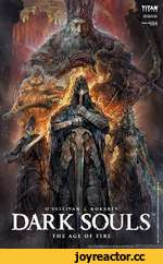 THE AGE OF FIRE Dark Souls™ & © BANDAI NAMCO Entertainment Inc. /€> FromSoftware, Inc. M —