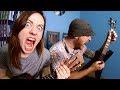 Slayer - Piece by Piece (Ukulele cover w/ Sarah Longfield),Music,Slayer,slayer ukulele,ukulele,slayer banjo,piece by piece,rob scallon,Sarah longfield,ukulele cover,slayer cover,tom araya,Kerry king,Jeff hanneman,reign in blood,slayer piece by piece,uke group,metal ukulele,instrument,ukulele