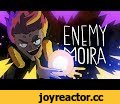 ENEMY MOIRA (OVERWATCH ANIMATION),Film & Animation,overwatch,funny,enemy moira,d.va,doomfist,mashed,teammate moira,fail,gameplay,anime,moira,montage,highlights,epic moments,wtf moments,wtf,enemy hanzo,enemy,overwatch funny moments,blizzard,overwatch gameplay,overwatch animation,The regular gameplay