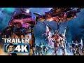 BUMBLEBEE Trailer #2 (4K ULTRA HD - 2018) Hailee Steinfeld Sci-Fi Movie,Entertainment,bumblebee,bumblebee trailer 2,trailer 2,trailer,bumblebee trailer,4k,bumblebee 4k,4k trailer,4k movie,hailee steinfeld,john cena,transformers,bumblebee transformers,tranformers G1,optimus