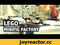 Inside the LEGO Minifigure Moulding Factory,Entertainment,joshua hanlon,beyond the brick,model,legos,builder,LEGO,AFOL,MOC,Custom,lego collection,bricks,pieces,minifigures,brick convention,art,amazing lego,awesome,factory,tour,billund,denmark,kladno,moulding,Sariel,film,behind the