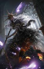 >ARK SOULS III -Aldrich. Devourer of Gods-