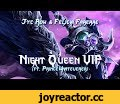Jyc Row & Felicia Farerre - Night Queen VIP (feat. PrinceWhateverer),Music,felicia farerre,night queen,halloween,princewhateverer,prince whateverer,nightmare moon,vip,remix,cinematic,orchestral,metal,two steps from hell,vocal,epic,jyc row,rock,electronic,nightmare night,woodentoaster,mic the