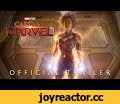 Marvel Studios' Captain Marvel - Trailer 2,Entertainment,marvel,comics,Learn More at https://www.marvel.com/movies/captain-marvel  ► Subscribe to Marvel: http://bit.ly/WeO3YJ  Follow Marvel on Twitter: ‪https://twitter.com/marvel Like Marvel on FaceBook: ‪https://www.facebook.com/Marvel  For even mo