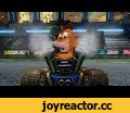 Crash Team Racing Nitro-Fueled Reveal Trailer,Gaming,,CRASH™ TEAM RACING NITRO-FUELED AVAILABLE JUNE 21, 2019 MORE INFORMATION HERE: http://www.crashbandicoot.com/ Crash is back in the driver's seat! Get ready to go fur-throttle with Crash™ Team Racing Nitro-Fueled. It's the authentic CTR experien