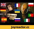 """""""I AM YOUR SON"""" in 9 languages - Tyrion kills Tywin MULTILANGUAGE - Game of Thrones,Entertainment,in English,in Russian,in German,in Portuguese,in Spanish,in Polish,I AM YOUR SON,MULTILANGUAGE,Tyrion kills Tywin,Game of Thrones,in talian,in ukrainian,I AM YOUR SON in 9 languages - Tyrion kills"""