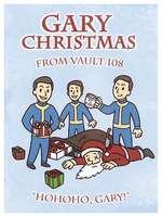"GARY CHRISTMAS ^ ROM VAUI,T 108 ""HOHOHO, GARY'"""