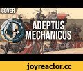 HMKids - Adeptus Mechanicum (Cover),Music,hmkids,warhammer,dawn,of,war,WH40k,mechanicus,Warhammer40k,Warhammer,Adeptus Mechanicus,Techpriest,Heavy Metal Kids,skitarii,emperor,imperium,Purchase here: https://store.stringstorm.info/2019/01/hmkids-adeptus-mechanicum-cover.html  [bip bop intensifies!]