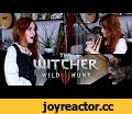 The Witcher 3: Wild Hunt - The Wolven Storm / Priscilla's Song (Gingertail Cover),Music,The Witcher 3: Wild Hunt (Video Game),The Witcher (Literary Series),Video Game (Industry),priscilla,Priscilla's song,cover,harp,whistle,flute,polish,Acoustic,Acoustic Cover,Ведьмак: Дикая охота,Pieśń Priscilli,Wi