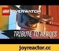 LEGO Overwatch - How Heroes Play Tribute Video,Entertainment,LEGO Overwatch,LEGO,Overwatch,overwatch animated,legos,play overwatch,lego overwatch sets,playoverwatch,overwatch legos,Overwatch toys,lego overwatch trailer,Overwatch heroes,Blizzard Entertainment,overwatch trailer,Overwatch