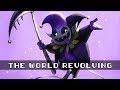 DELTARUNE - THE WORLD REVOLVING (Jevil's theme) Pacifist remix,Music,DELTARUNE - THE WORLD REVOLVING (Jevil's theme) Pacifist remix,THE WORLD REVOLVING,The world revolving remix,Jevil remix,Jevil battle theme remix,The world revolving,delta rune jevil,undertale 2 jevil,jevil boss remix,delta rune