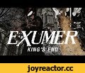 """Exumer """"King's End"""" (OFFICIAL VIDEO),Music,metal,blade,official,mbtvexclusive,Order at: http://www.metalblade.com/exumer Exumer """"King's End"""" from """"Hostile Defiance""""  The idea behind Exumer's new video clip KING'S END is to visually pay homage to the look and visual aesthetics of the MTV/HEADBANGERS"""
