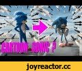 CARTOON SONIC in Sonic 2019 Trailer,Film & Animation,Sonic,Cartoon,2019,Movie,I made cartoon sonic into sonic movie trailer. Hope you will like it.