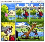 HikariToons #78 : Frutos del hype por Pearl Admin Dawn, Hikari, Maya, Pokémon