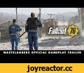 Fallout 76 – Official E3 2019 Wastelanders Gameplay Trailer (AU/NZ),Gaming,,Wastelanders is a massive free update to Fallout 76 that fundamentally changes the Wasteland, coming Fall 2019.  One year after the opening of Vault 76, other humans have returned to Appalachia. Factions of Settlers and Ra