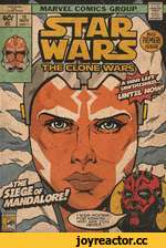 MARVEL COMICS GROUP STAR WARS THE CLONE WARS ISSUE l WAS HOP INS pop Kersioei... wny app you hpppp ^ CON HTy if #ai 1 jfr f i |