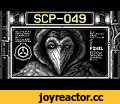 Secure. Contain. Pixel. SCP-049,Entertainment,lumpy,lumpytouch,scp,scpfoundation,scp096,96,096,scp-096,pixel,pixelart,animation,retro,black and white,the foundation,redacted,scpcontainmentbreach,art,scpmemes,drbright,secure,contain,protect,keter,euclid,memes,dank