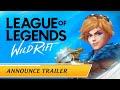 League of Legends: Wild Rift   Announce Trailer,People & Blogs,league of legends,league of legends wild rift,wild rift,league,league mobile,league console,mobile league,lol,mobile lol,lol mobile,lol mobile gameplay,lol gameplay,wild rift gameplay,lol wild rift,league wild rift,lol announcement,lol